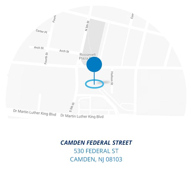 Camden Federal Street 530 Federal St Camden, NJ 08103
